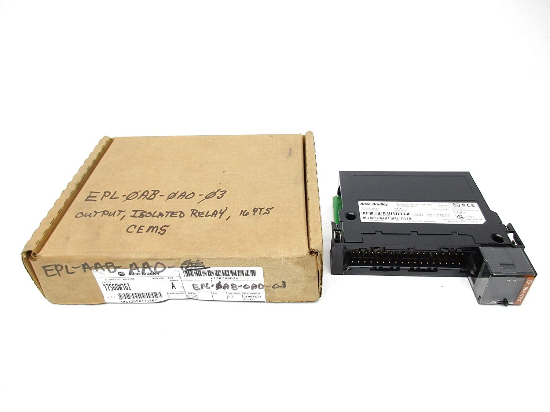 Allen Bradley 1756-OW16I SER. A F/W 3.2 NSMP