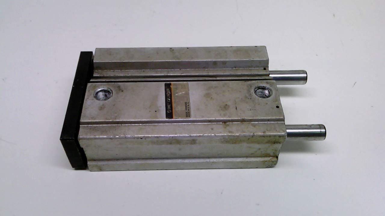 Smc Mgql20-75-Y59bl-Xc18, Cylinder Slide, 75Mm Stroke, 20Mm Bore Mgql20-75-Y59bl-Xc18