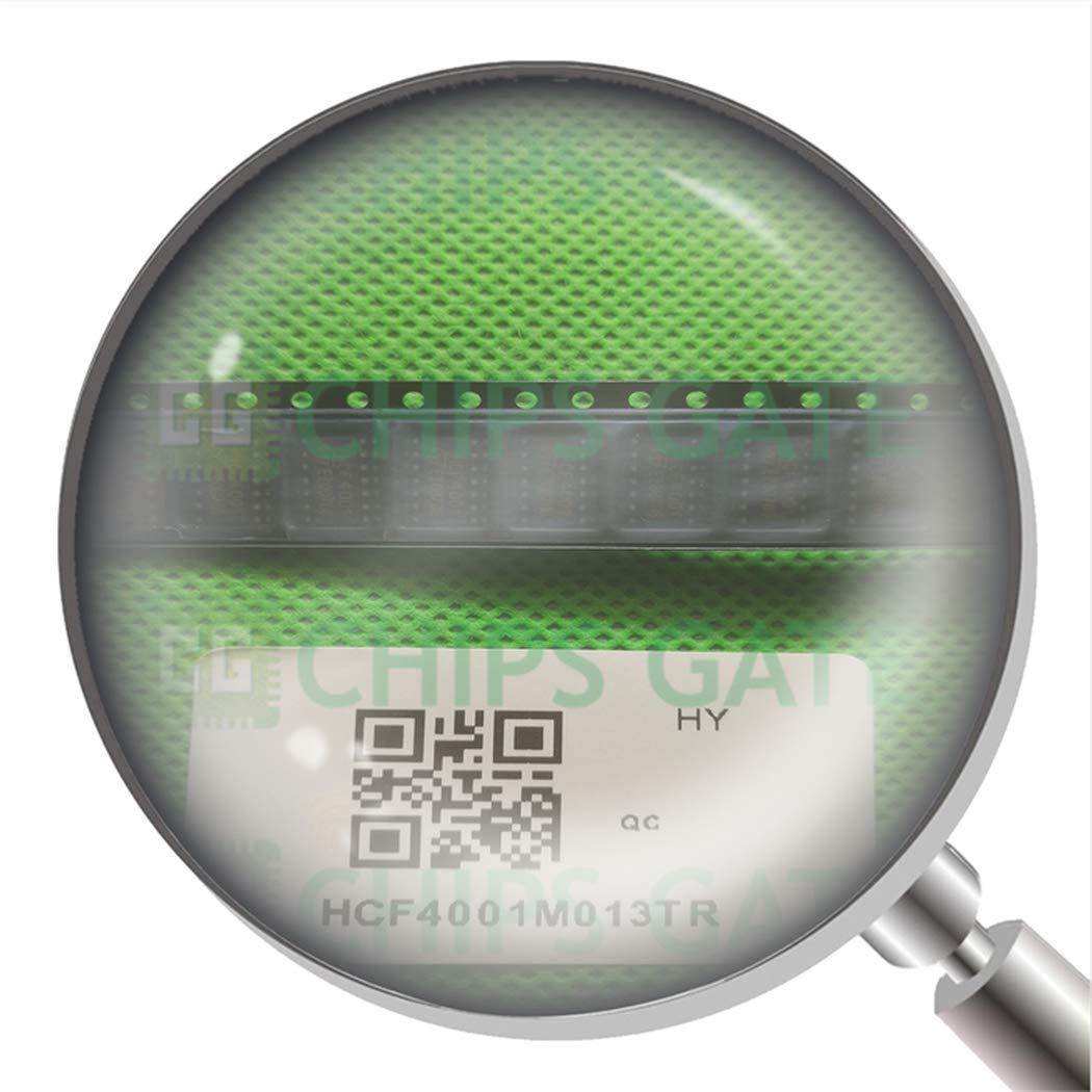 9Pcs HCF4001M013TR Ic Gate Nor 4Ch 2-Inp 14-So St
