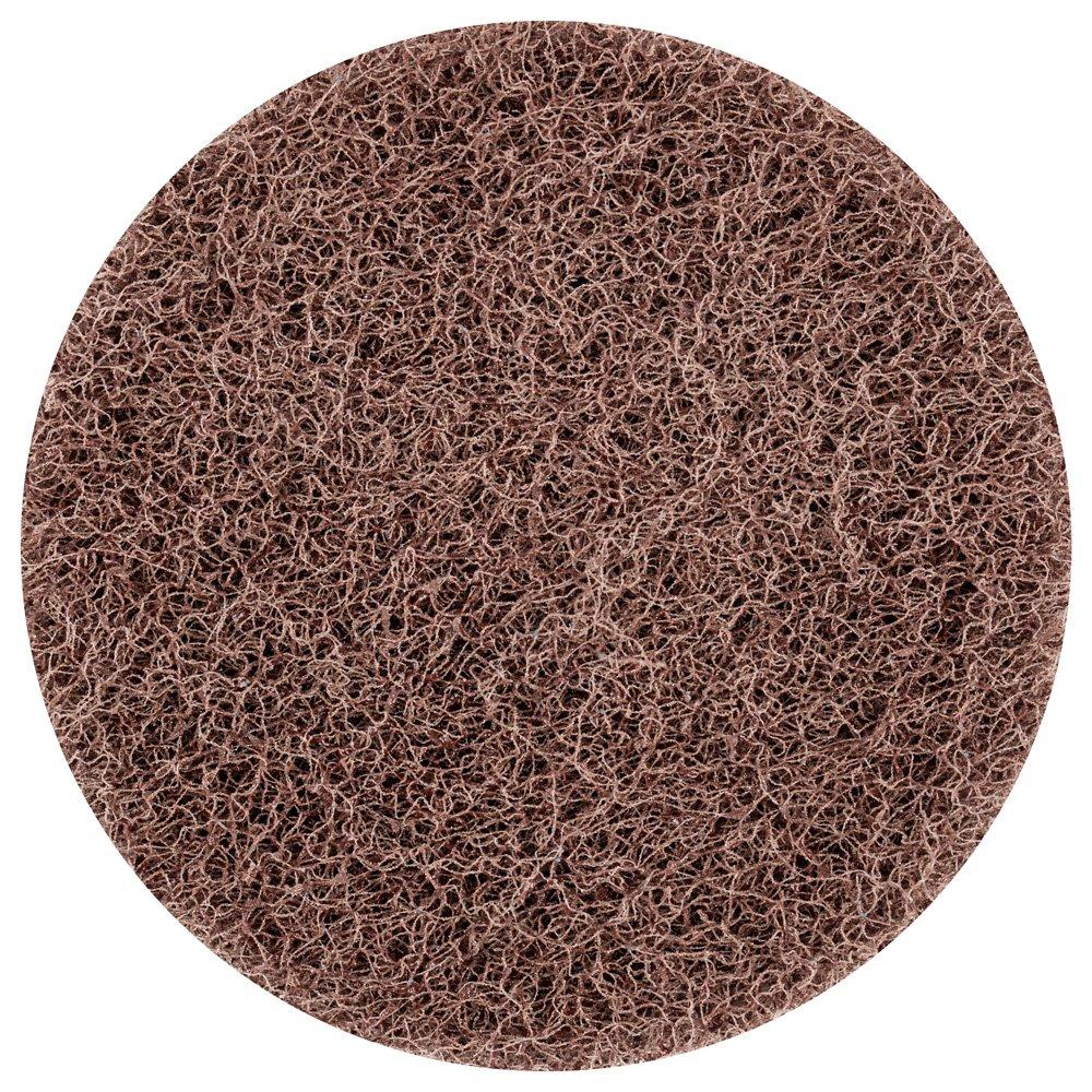 PFERD 43261 Combidisc Non-Woven Quick Change Disc, CDR Type, Aluminum Oxide A, 2