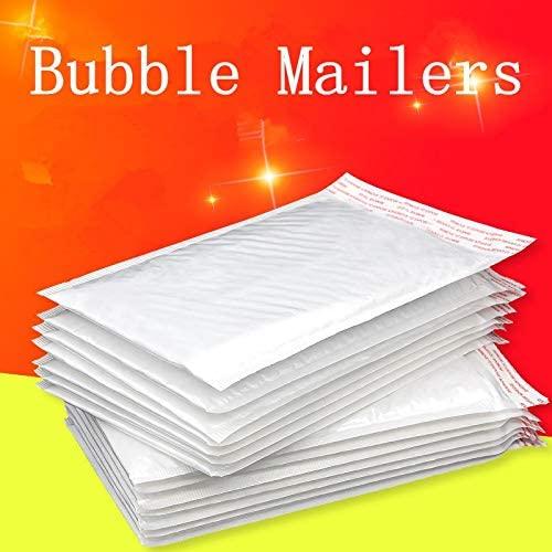 Vesna 110130mm 5pcs/lots Bubble Mailers Padded Envelopes Bags Kraft Bubble Mailing Envelope Bags Packaging Shipping Bubble Mailer