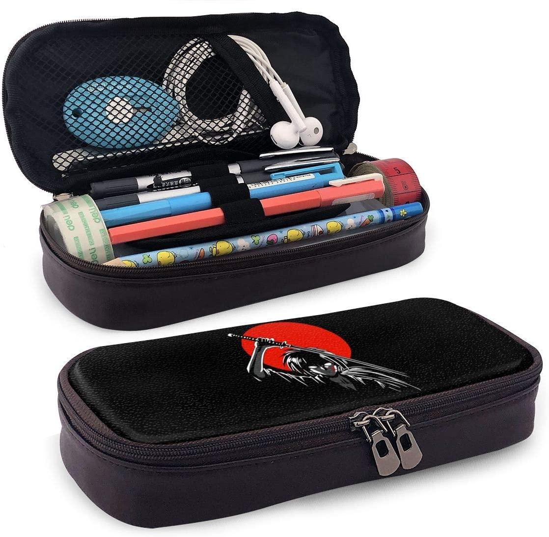 Rurouni Kenshin Teenager Pencil Bag, Small Tool Bag, Cosmetic Bag, Multi-Purpose Bag