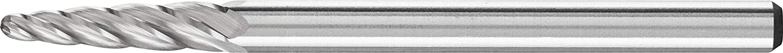 Carbide Bur - Tree Shape, ALU/NF Cut 1/8