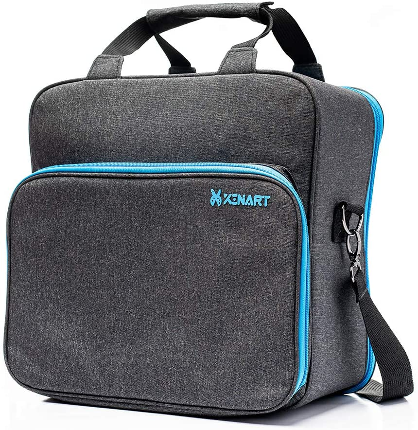 Xinart Carrying Case Bag for Cricut Easy Press (9x9 Inch) and Accessories Travel Tote Bag Compatible with Cricut Easy Press 2/Cricut Easy Press (Bag Only)