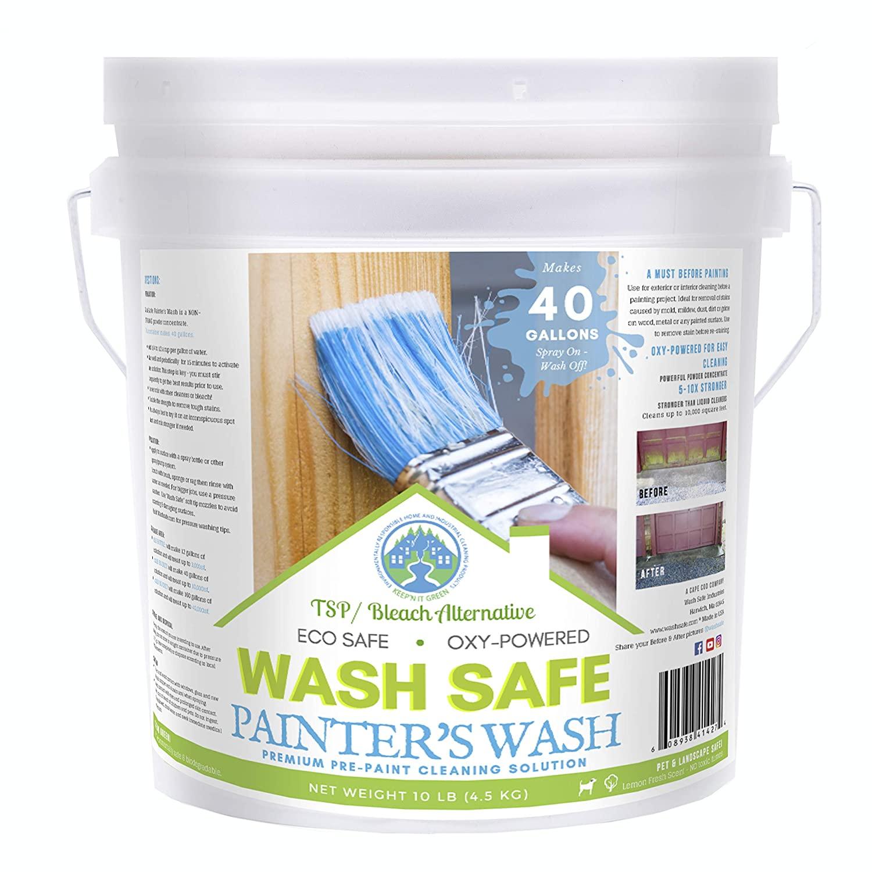 Wash Safe Industries WS-PW-10 Painters Wash, 10 lb
