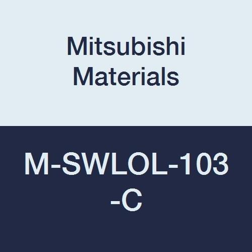 Mitsubishi Materials M-SWLOL-103-C Screw Clamp Boring Bar with 0.375