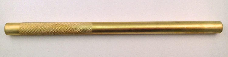 Solid Brass Drift Punch 3/4