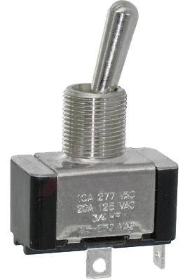 Toggle Switches SPDT OFF-ON Screw Term (10 pieces)