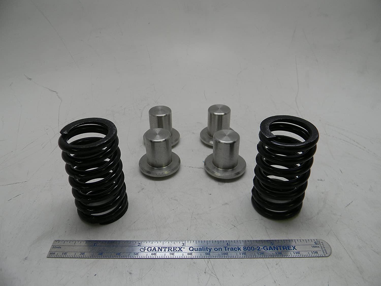 Ametek Gemco Friction Plug Kit: J105196
