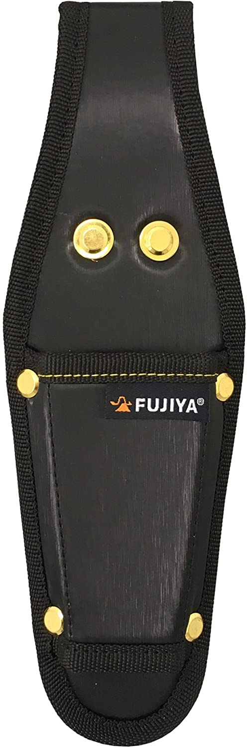 FUJIYA Clipper 1 step difference (black gold) PS-51BG Water - dirt - scratch resistant material