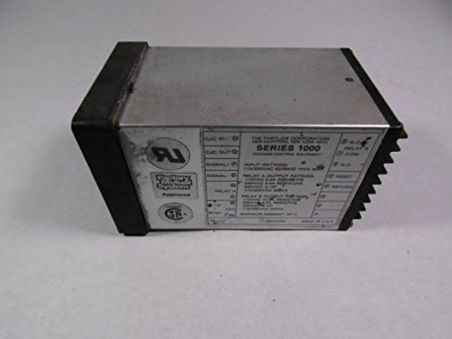 Partlow 1010123001000 Temperature Controller 0-800C 100-1400F 15VA