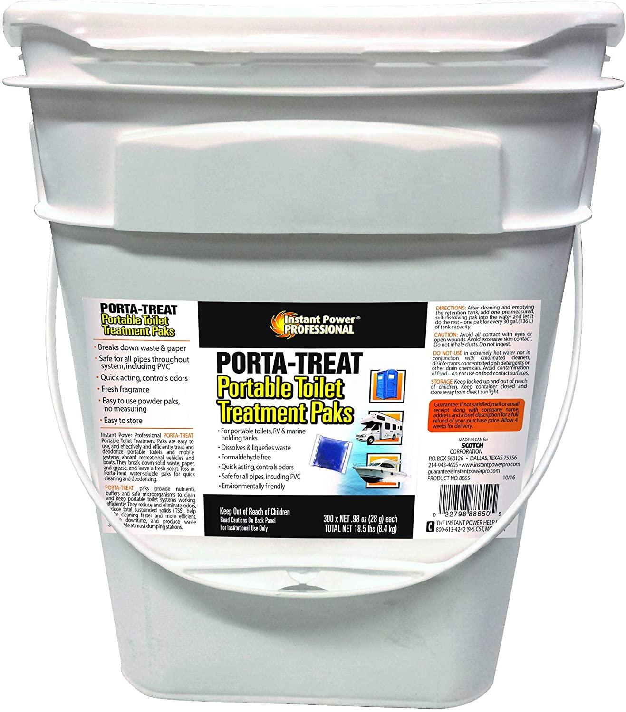 Instant Power Professional 8865 Porta Treat, 18.5 Lb