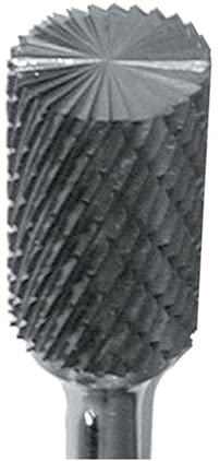 United Abrasives- SAIT 45111 Tungsten Carbide Die Grinder Bur SB1 Double Cut/Alternate Cut 1/4
