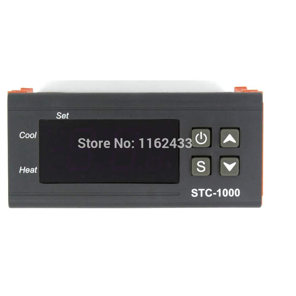 STC-1000 AC/DC 12V Temperature Controller