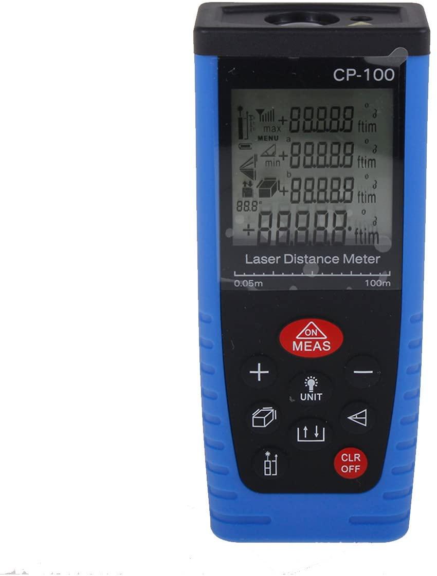 TC Tools 100m Portable Laser Rangefinder laser distance meter CP-100 Class II
