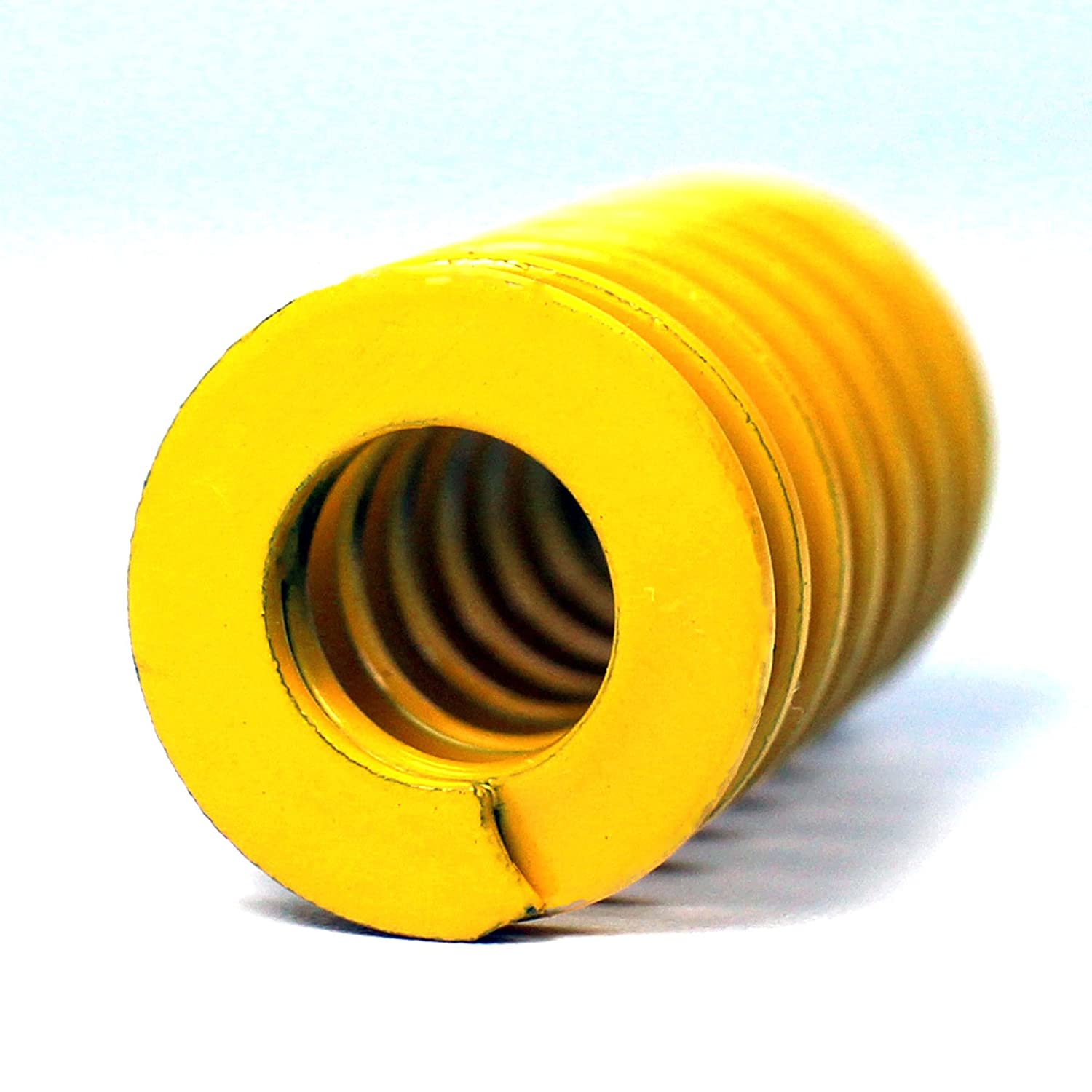 5Pcs OD6 x ID3 x L55mm Extra Light Load Yellow Mould Die Spring