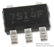 FAIRCHILD (ON SEMICONDUCTOR) NC7S14M5X NC7S14 Series 6 V SMT TinyLogic HS Inverter with Schmitt Trigger Input -SOT-23-5 - 3000 item(s)