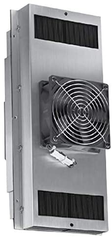TE162048020 - Enclosure Cooling, Thermoelectric Cooler Indoor/Outdoor, 567 BTU, 400 mm, 180 mm, 184 mm (TE162048020)