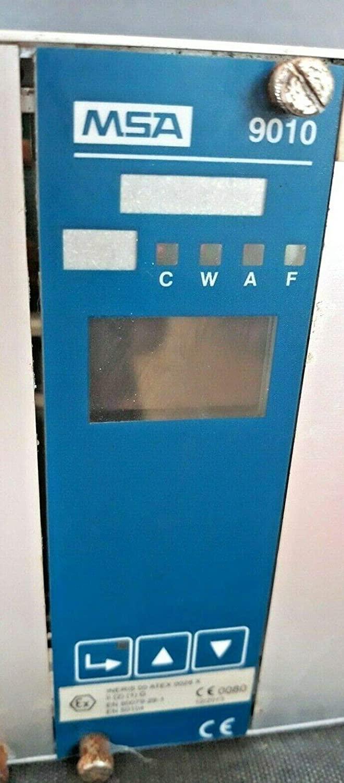 MSA 9010 Gas Warning Controller MSA