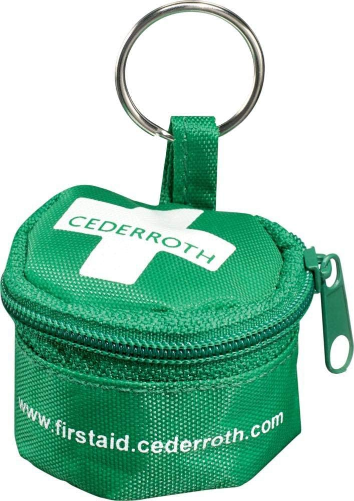 Salvequick Cederroth Breathing Mask in Key Fob