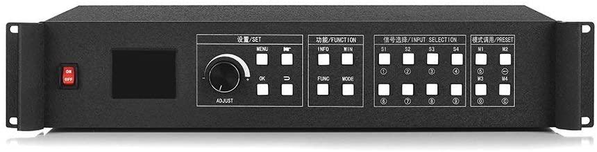 Kystar 3x4 4x3 Video Wall Multi-Image Splicing Processor Multi-Image Video Wall Controller-W12