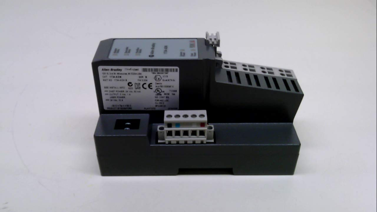 Allen Bradley 1734-Adn, Series B, Point I/O Devicenet Adapter 1734 Adn Series B