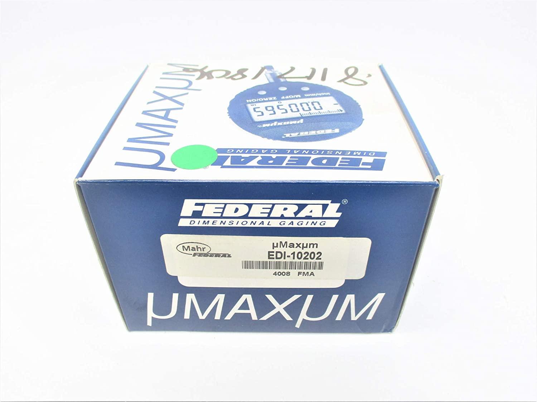 MAHR Federal EDI-10202 NSFS