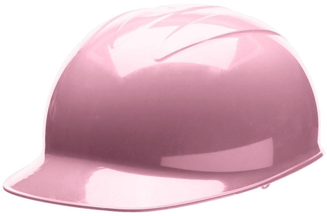 Bullard BCLPP Bump Cap, Light Pink Shell, Polyester brow pad, One Size