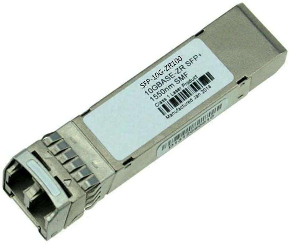 LODFIBER SFP-10G-ZR100 Cisco Compatible 10GBASE-ZR SFP+ 1550nm 100km DOM Transceiver