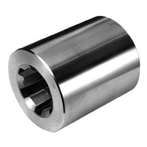 KV11X14X20 Ametric® Metric Spline Sleeve, KN 11x14 Profile 20mm Dia 40mm Long DIN 5463 , 20 mm (D2) Outside Diameter, 14 mm (D1) Spline Diameter, 6 Splines, 3 mm (W) Width of Spline, 11 mm (D1) Inside Diameter, 40 mm Length,(Mfg Code 1-090)