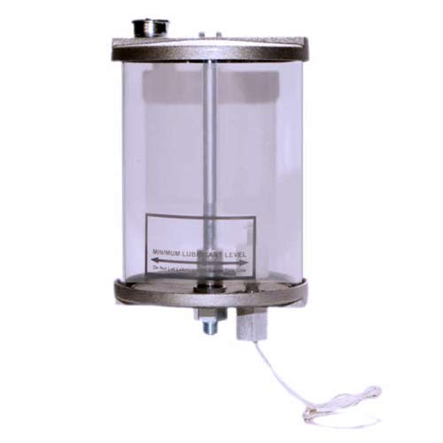 Accu-Lube 1 qt. Reservoir with Low-Level Switch: ¼