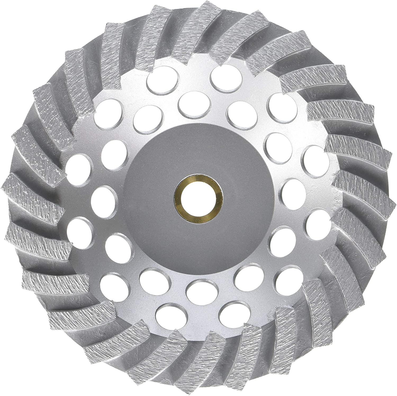 MK Diamond 158736 MK - 504SG - 2 Arbor Supreme Grade Turbo Cup Wheel, 7