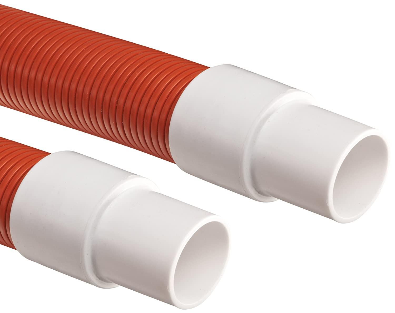 Genesis STM Polyethylene Duct Hose, Orange, 1.5