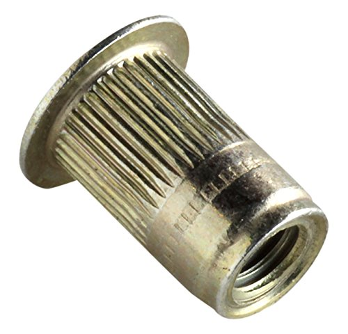 AVK Industrial ALS4T-813-200 AL-Series Insert, Thread Size 1/2-13, Yellow