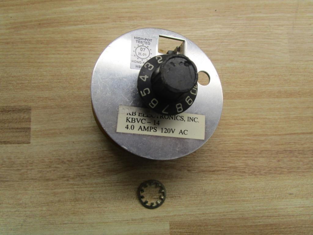 KBVC-14 (H9053) DC Drives