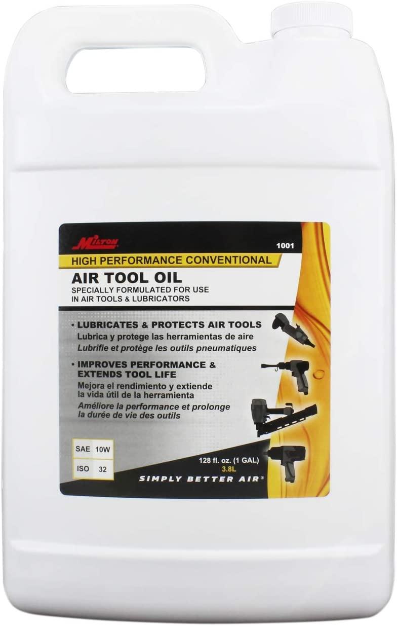 Milton 1001 Air Tool Oil - 1 Gallon