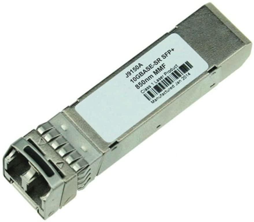 LODFIBER J9150A HPE Compatible 10GBASE-SR SFP+ 850nm 300m DOM Transceiver