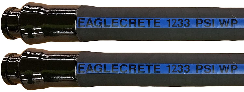JGB Enterprises A060-0322-2250 Eaglecrete 1000 Textile Hose, 2