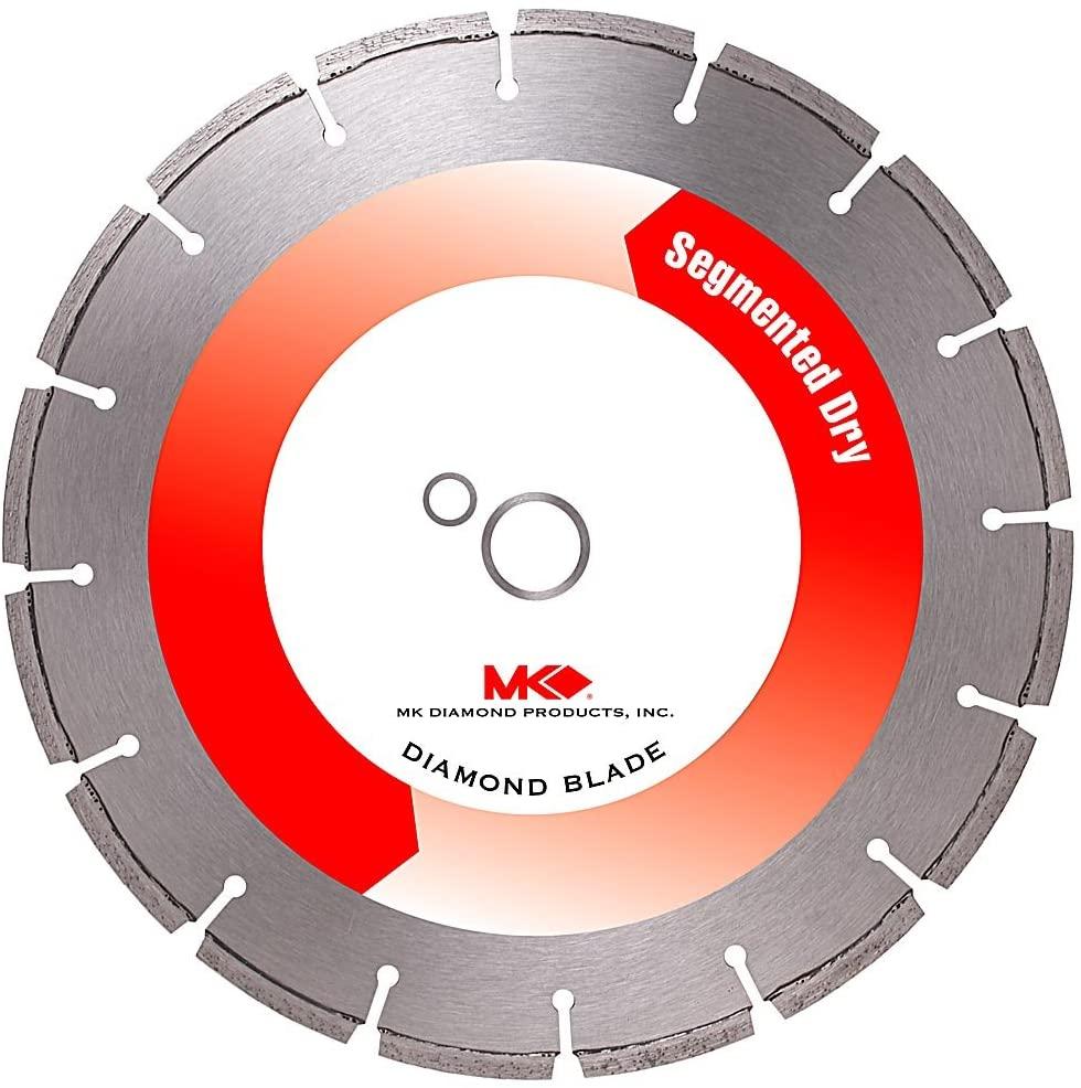 MK Diamond 156245 MK-799D Premium Grade Dry Cutting General Purpose High Speed Blade, 12