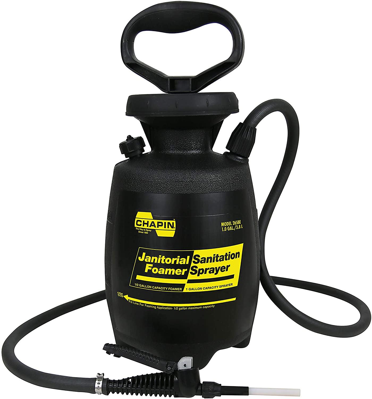 Chapin International 2658 Chapin 2658E Industrial 1-Gallon Janitorial/Sanitation Poly Foamer/SPR