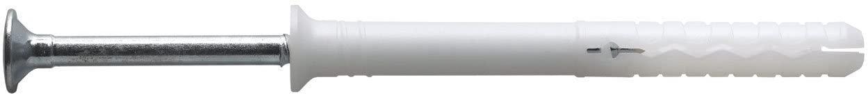 MUNGO 1122814S MNA-S mm 8x140, 100 Units, White, Set of 100 Pieces