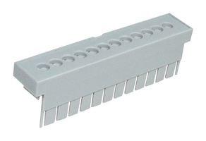 CAMDENBOSS CNMB/3/TG508P TERMINAL GUARD, PC, SOLID, DIN RAIL BOX (50 pieces)