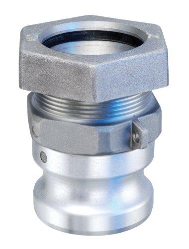 Kuriyama FCAL150 Cast Aluminum Compression Adapters - FC, 1 1/2