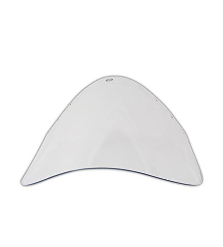 Fibre-Metal Hard Hat 4178C Propionate Faceshields, 8