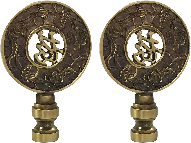 Royal Designs Good Fortune Oriental Motif 3.5
