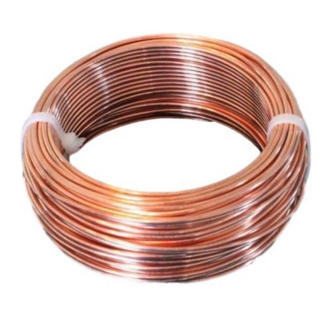 Bare Copper Wire 10 AWG 32 Ft -1 Lb Soft Coil