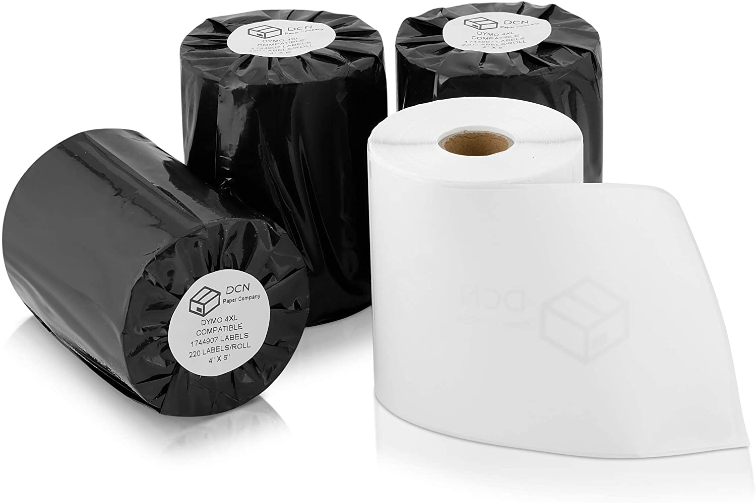 880 Labels - DCN Shipping Labels for Dymo 4XL LabelWriter - 4