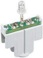 Industrial Panel Mount Indicators / Switch Indicators RAFIX 22FS QC LED CLIP BLUE