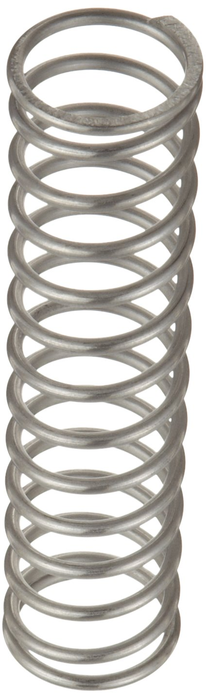Compression Spring, 316 Stainless Steel, Inch, 0.975