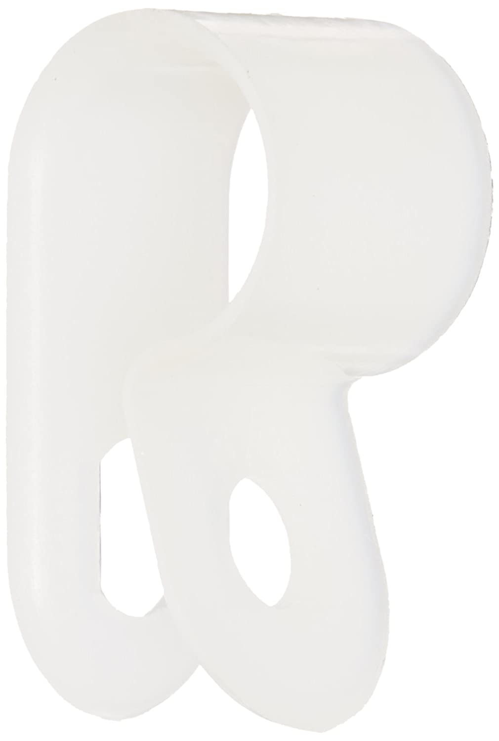 Standard Duty Nylon Cable Clamp, 0.375